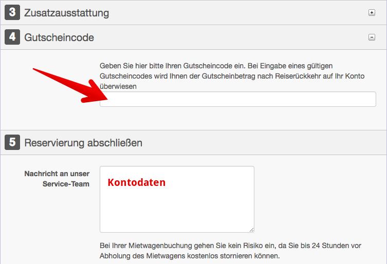 Mietwagen-Check.de Gutscheinfeld