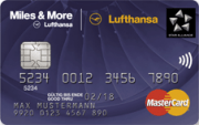 Lufthansa Miles&More Kreditkarte Blue