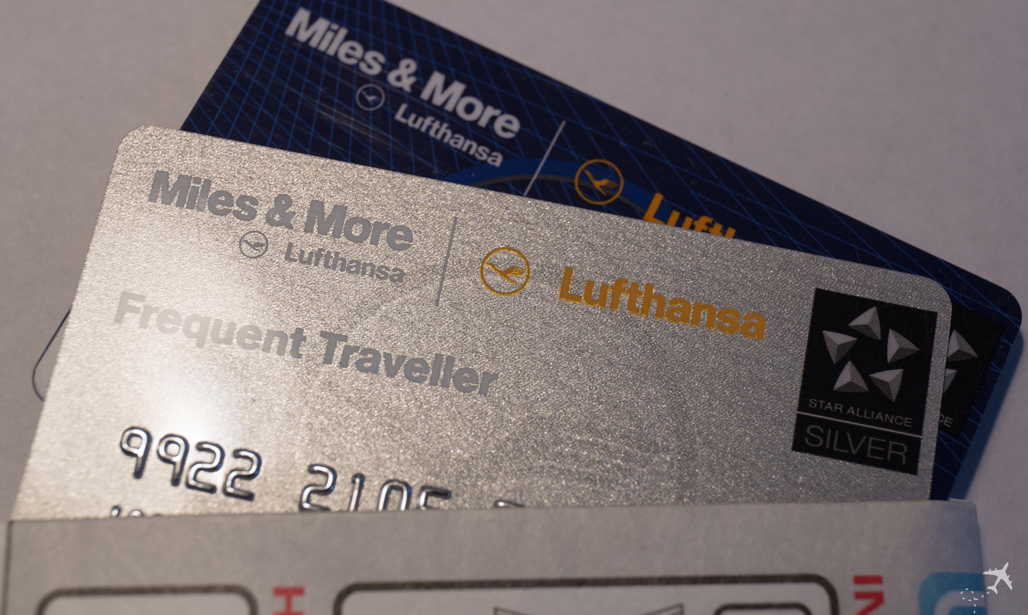 Miles&More Frequent Traveller Karte