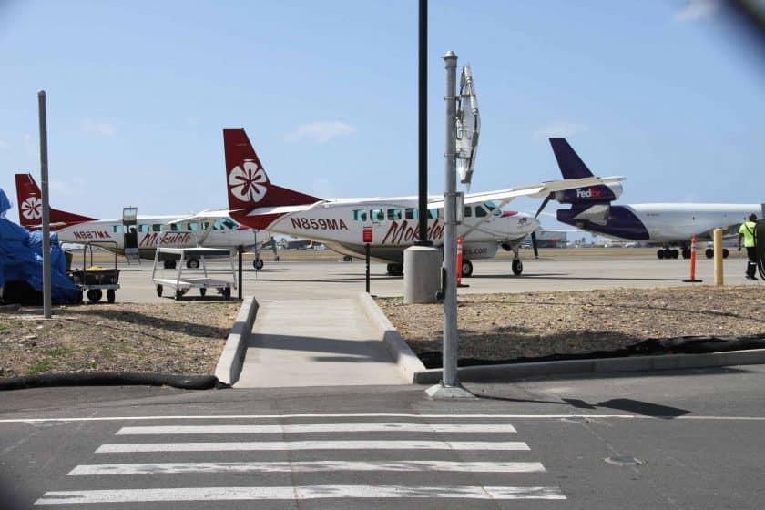 Mokulele Bewertung Flugzeuge