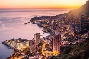 Monte-Carlo, Monaco, Cote d'Azur, Europe