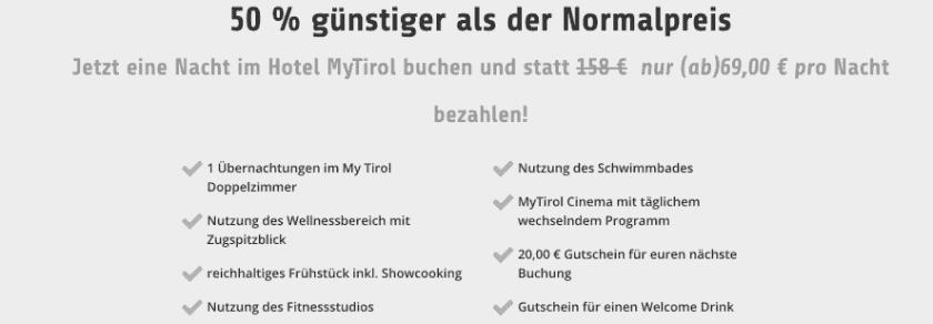 MyTirol Fruehlingsspecial
