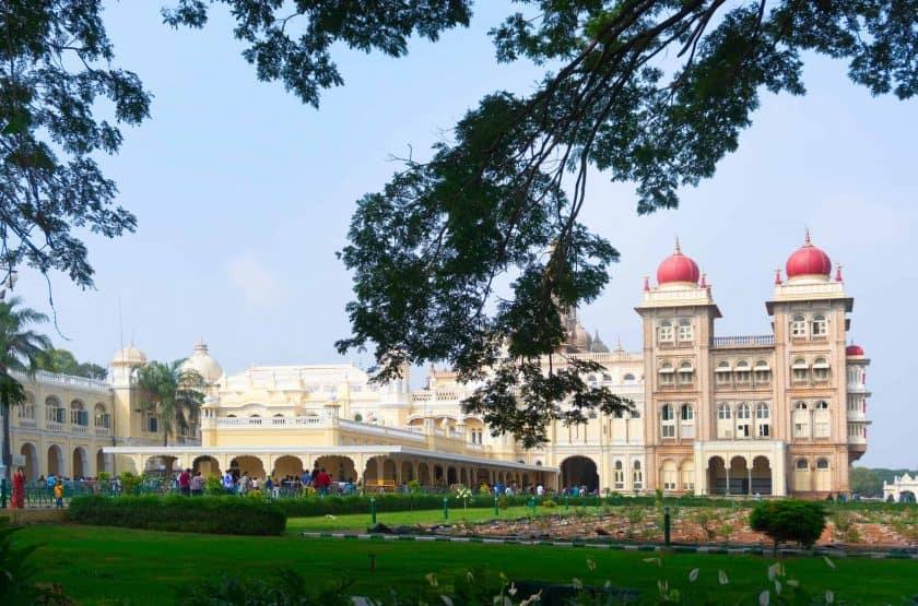 Mysore Palace, Karnataka, Bangalore, Indien