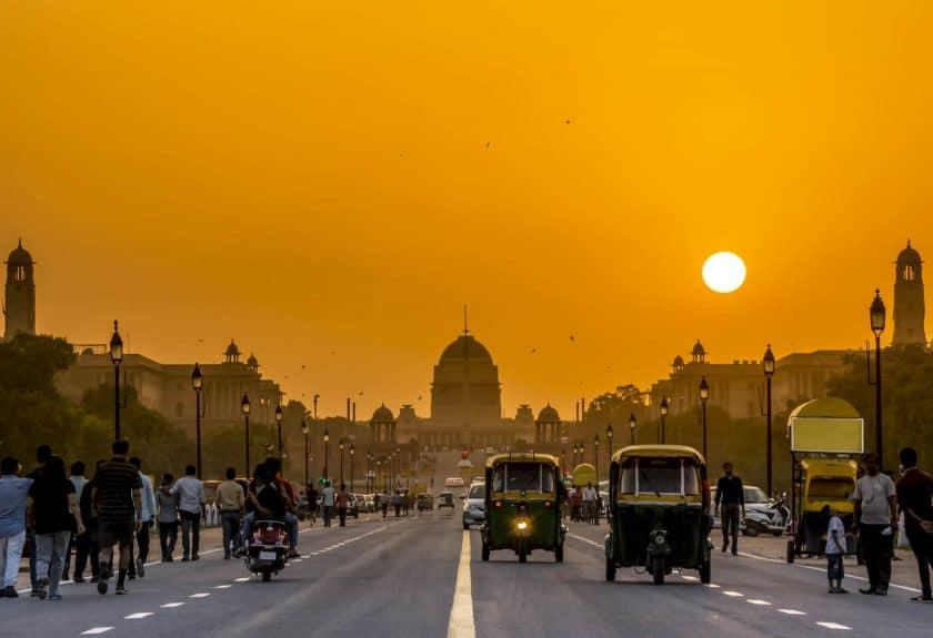 Neu Delhi, Indien