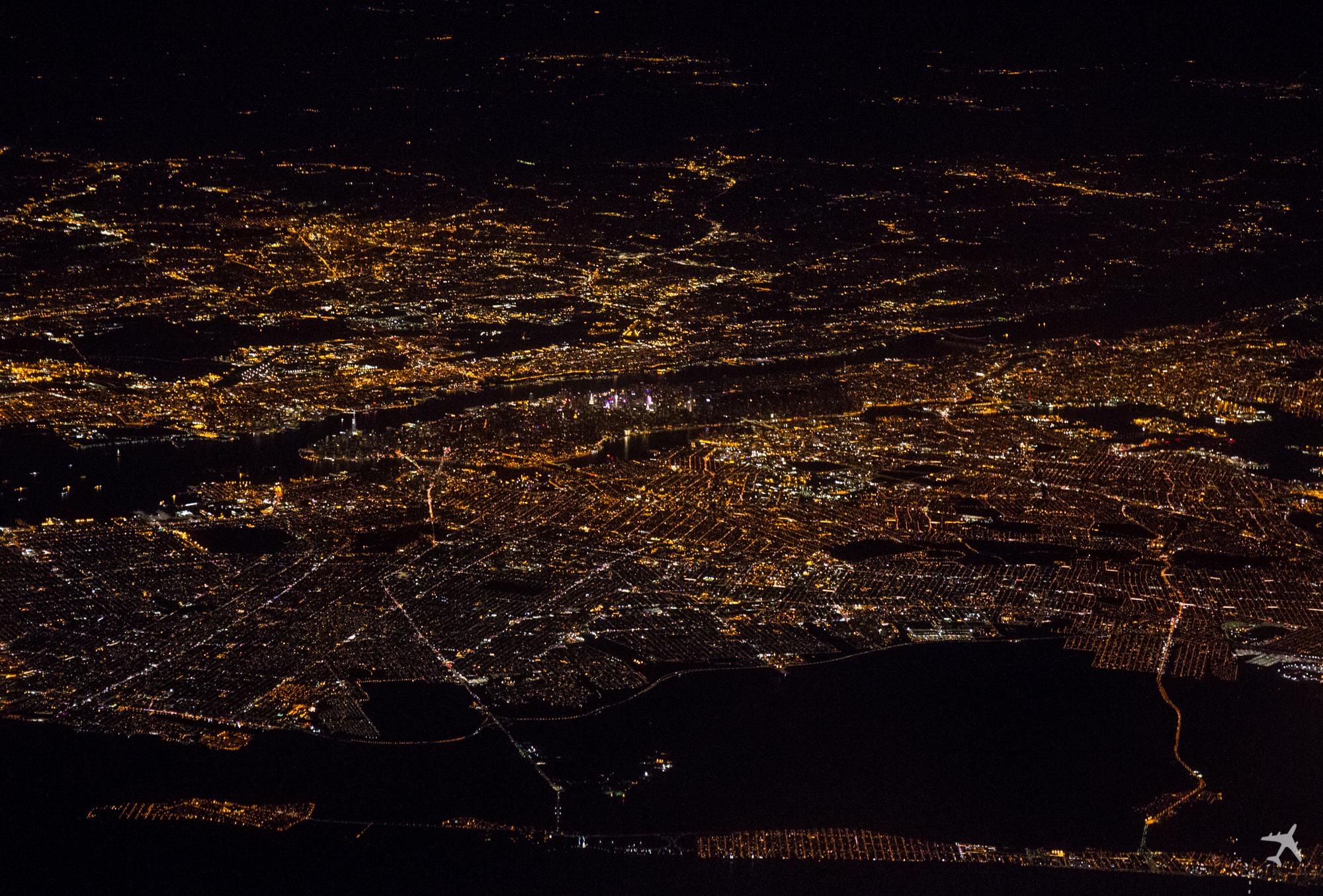 New York InFlight