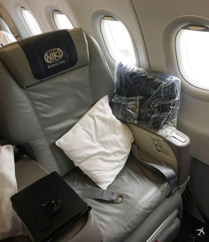 Niki Business Class Sitz