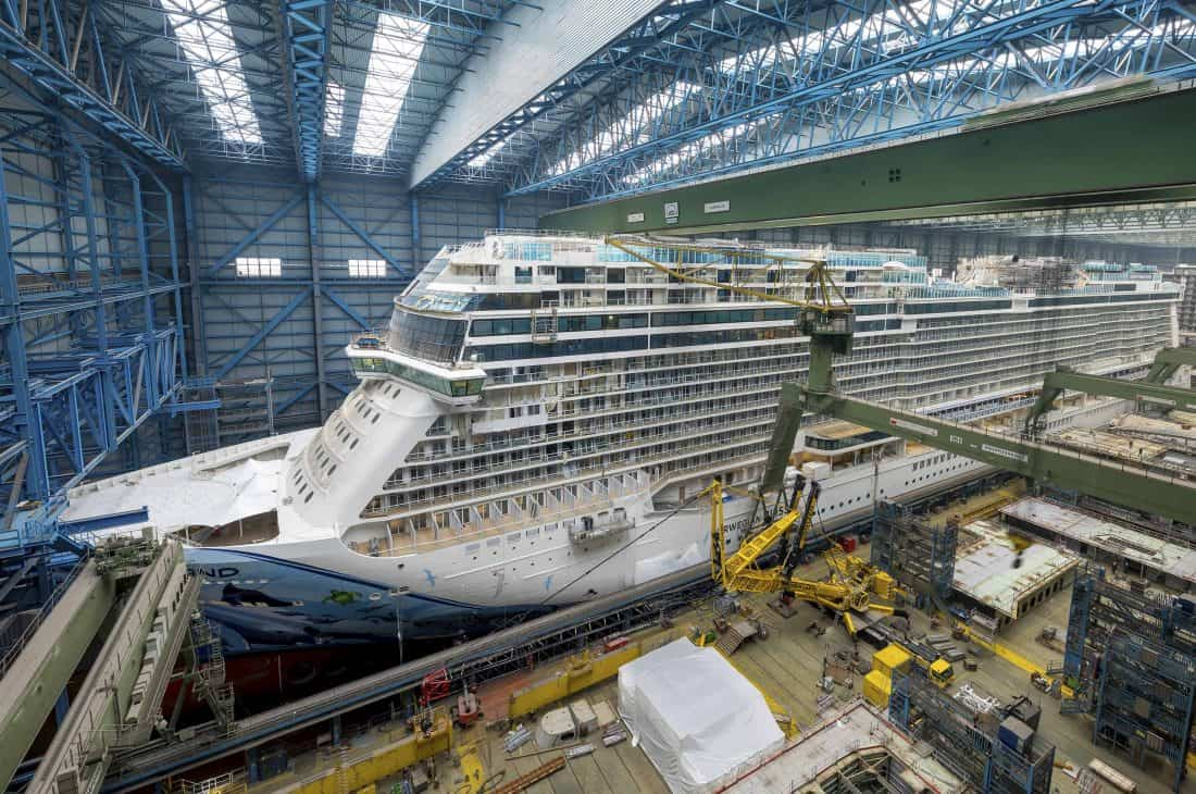 Norwegian Bliss, Mayer Werft