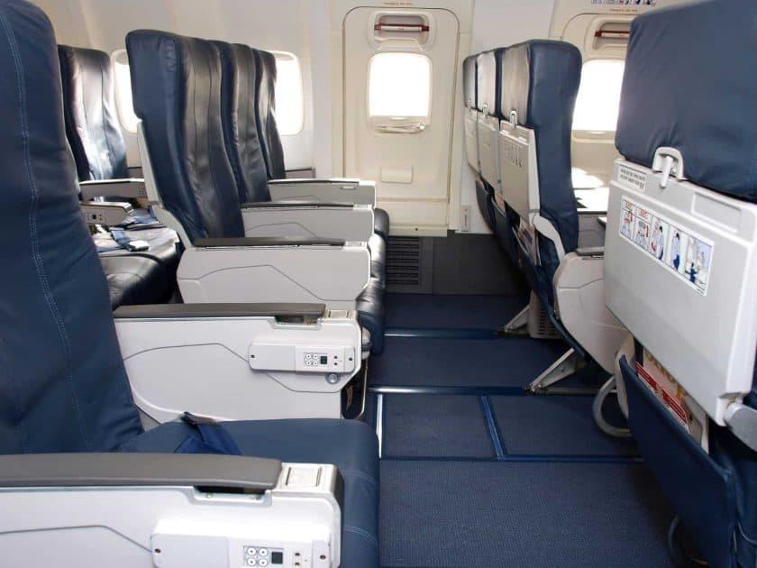 Sitzplatz sunexpress Tuifly X3