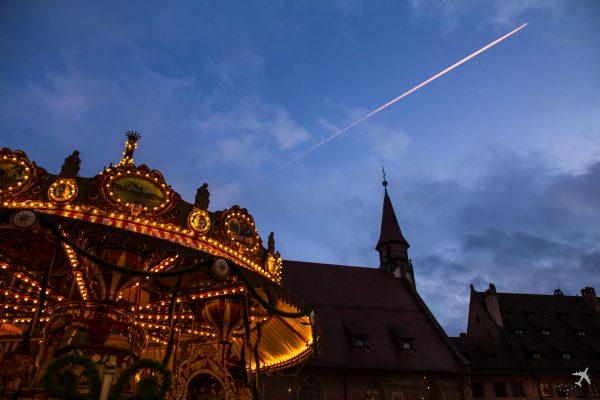 Nürnberg Kinderweihnacht Christkindlesmarkt