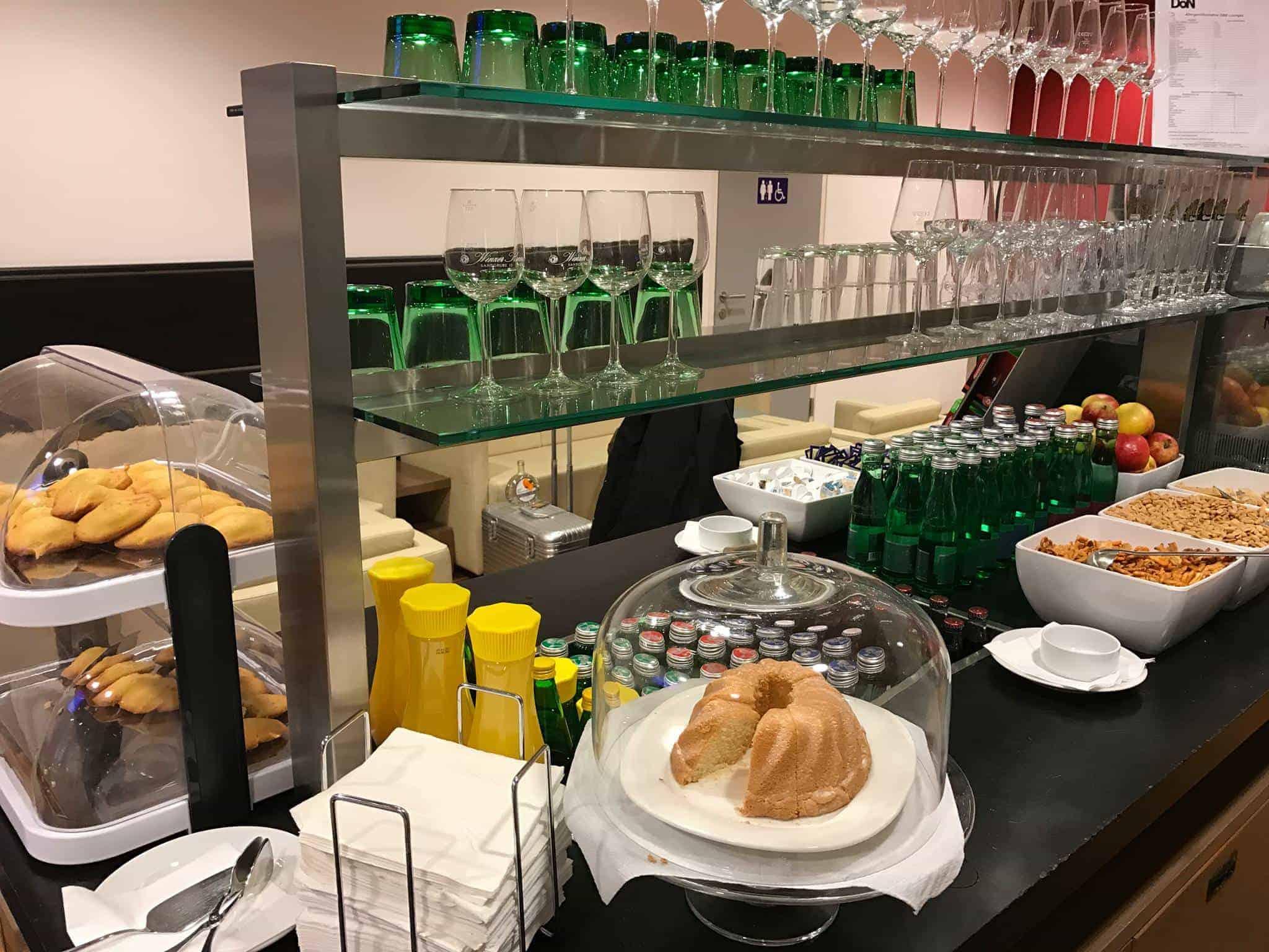 OEBB Lounge Salzburg Angebot
