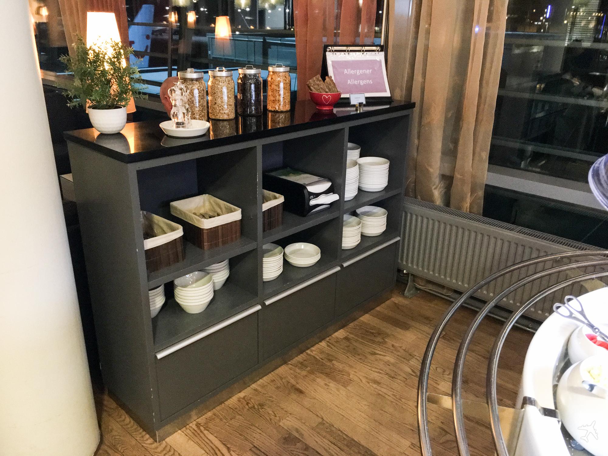 OSL Lounge Auswahl