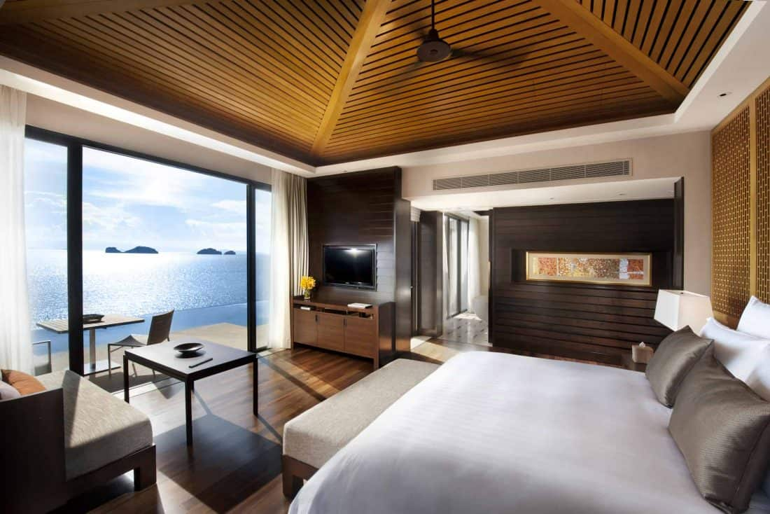 Conrad Koh Samui Ocean View Pool Villa