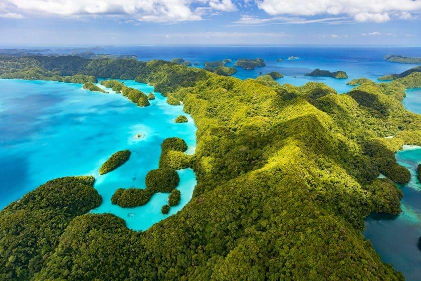 Palau, Mikronesien