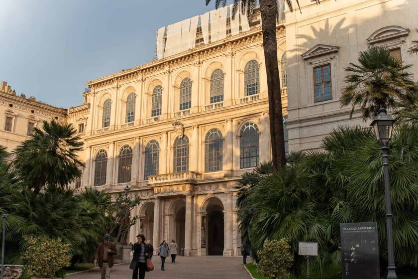 Palazzo Barberini Rom