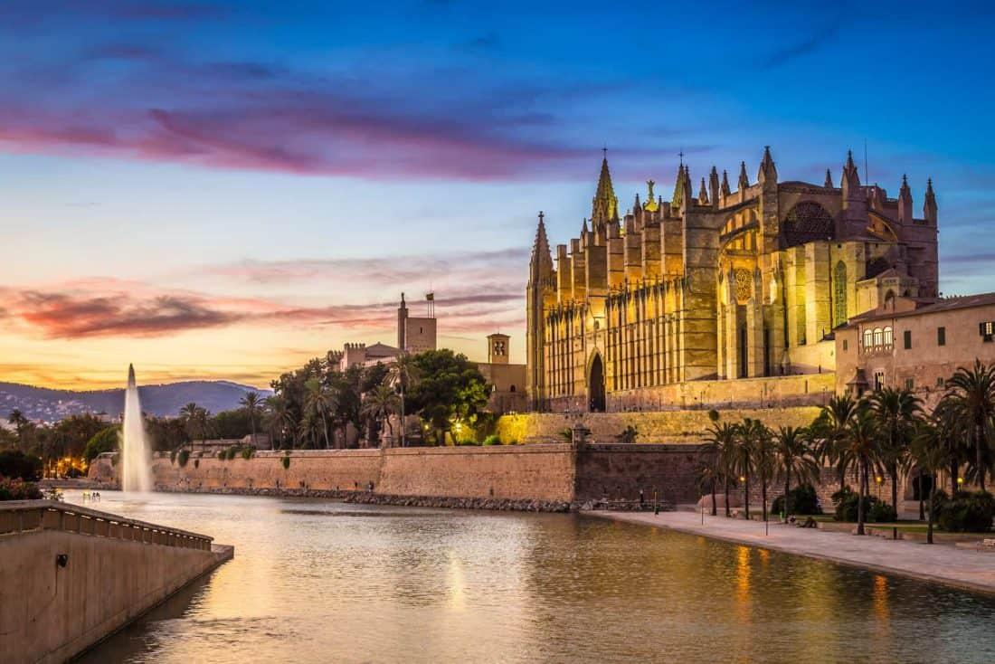 Palma de Mallorca, Spanien