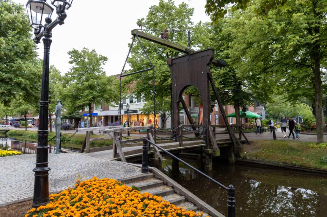 Papenburg Innenstadt Bruecken