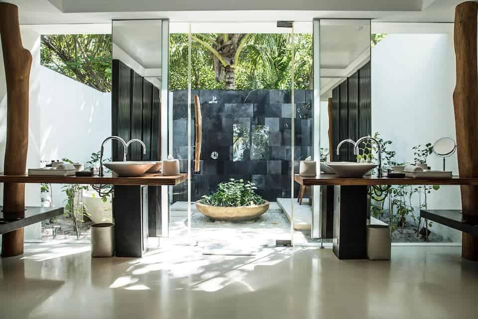 Park Hyatt Maldives Hadahaa Bathroom