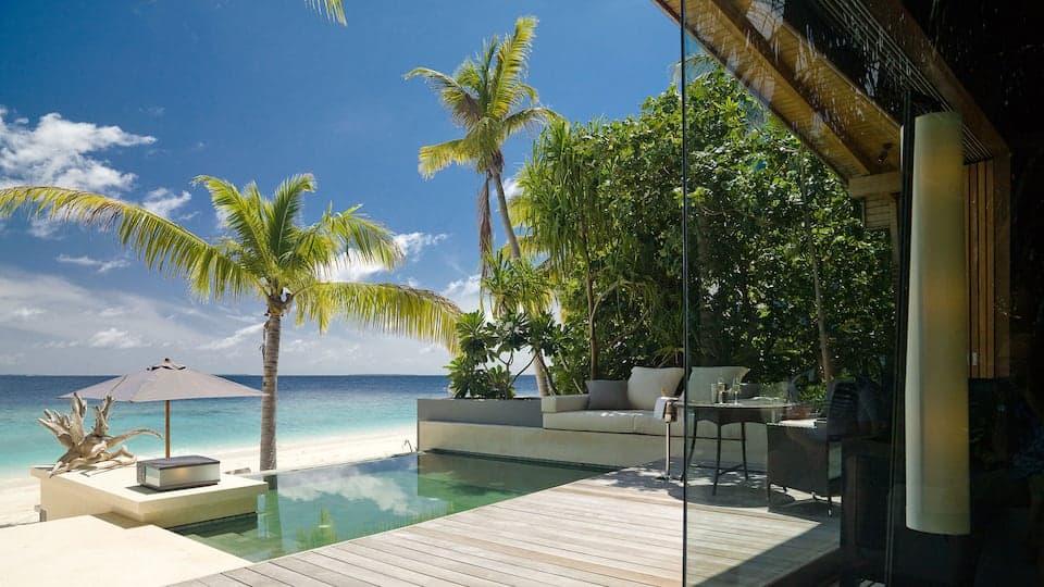 Park Hyatt Maldives Pool Villa
