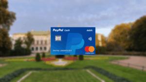 PayPal Mastercard Debit