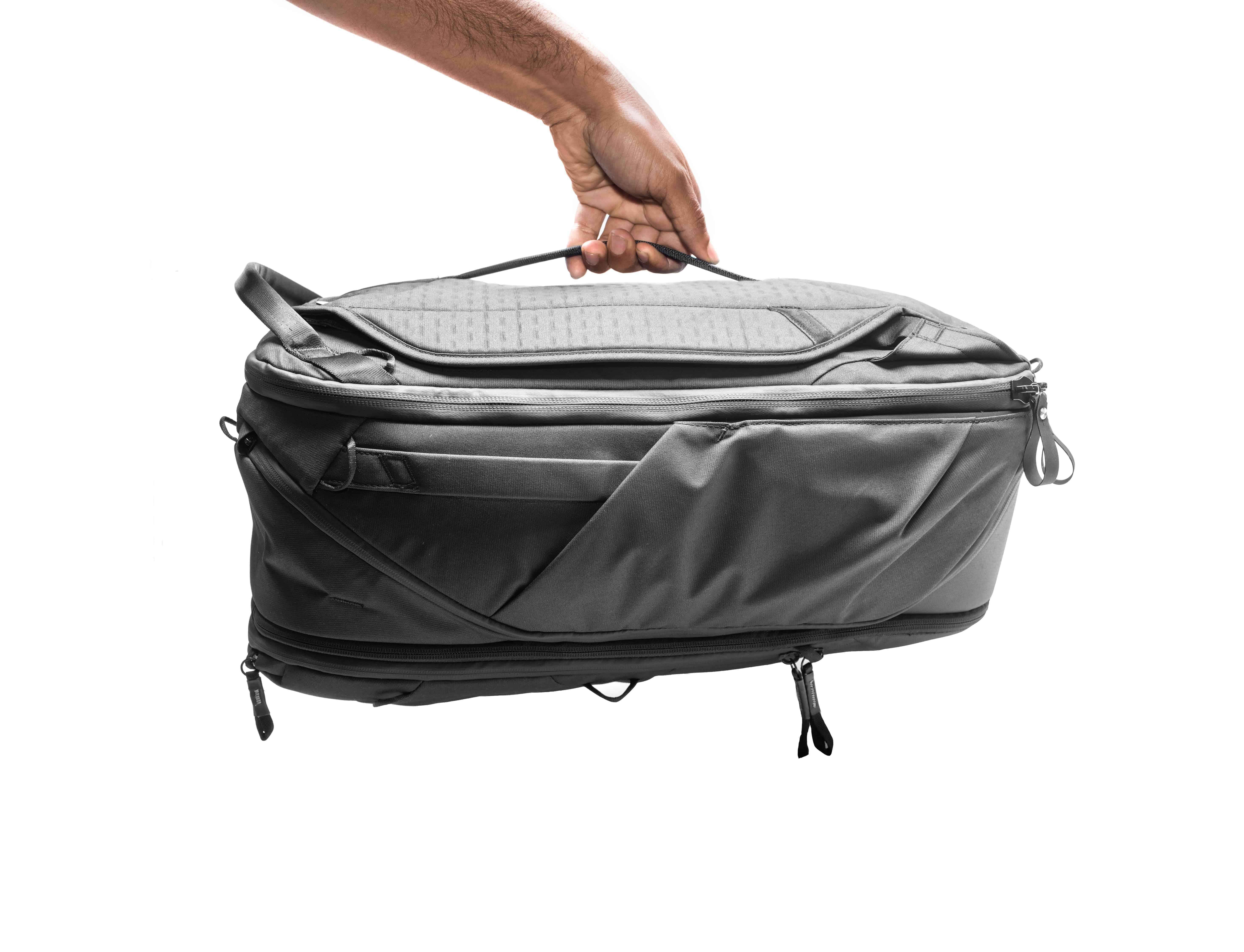 Peak Design Travel Line Backpack seitlich