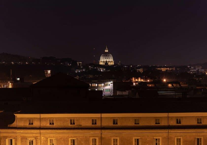 Petersdom Kuppel Rom