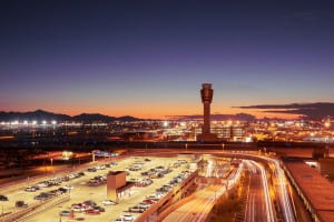 Airport Phoenix, Arizona