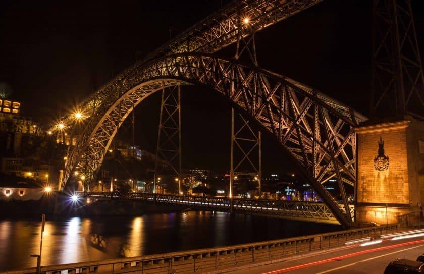 Ponte Dom Luis in Porto