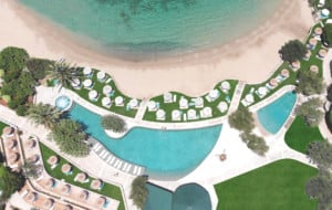 Porto Elounda Resort Pools