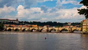 Prag Karlsbruecke
