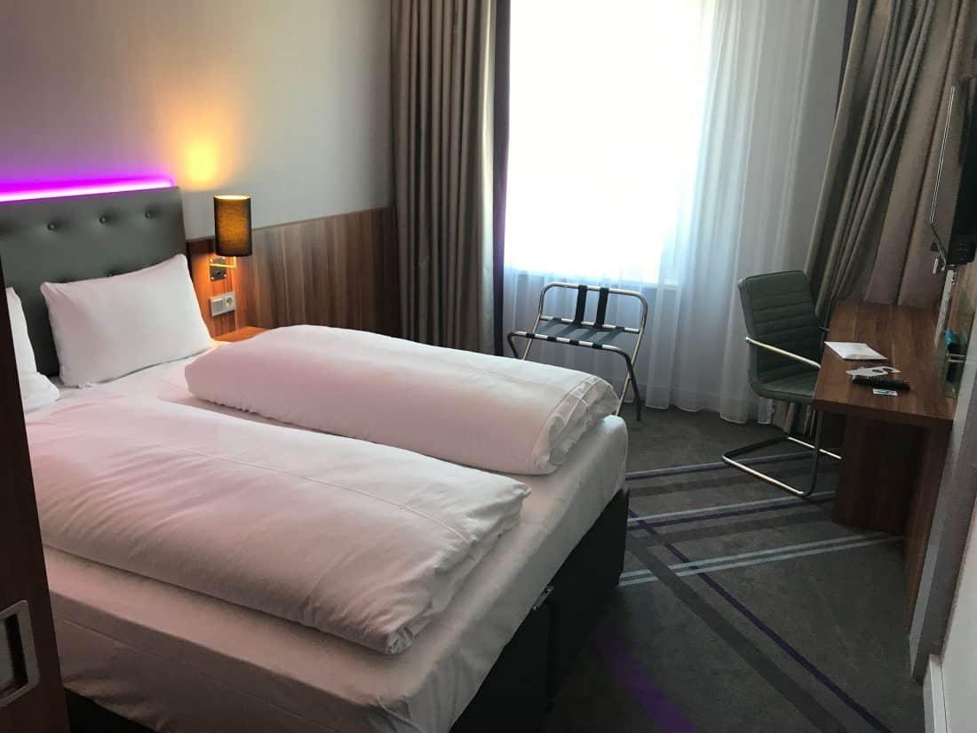 Premier Inn DUS Zimmer