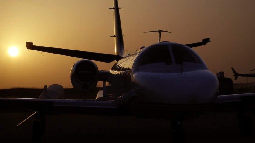Privatjet Cessna Citation