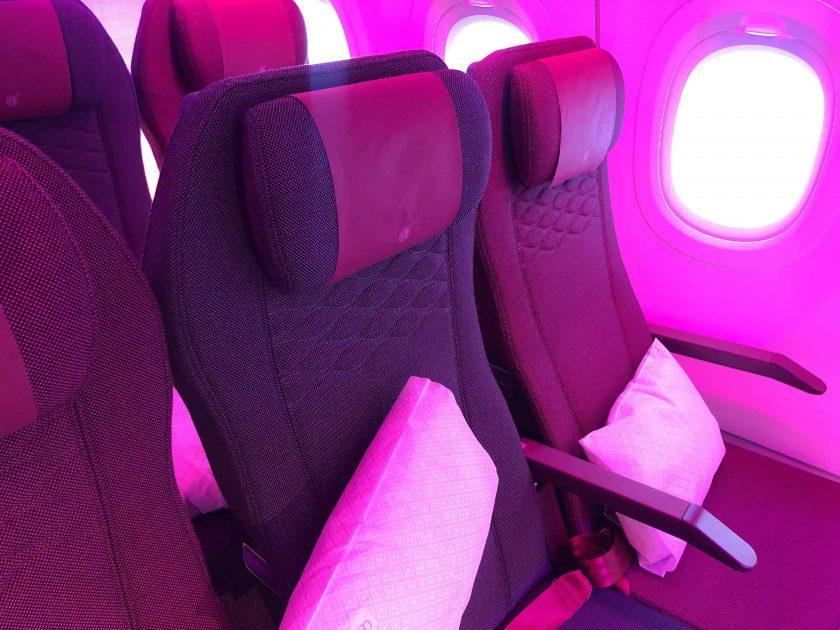 Qatar Airways neue Economy Class