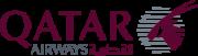 Logo von Qatar Airways