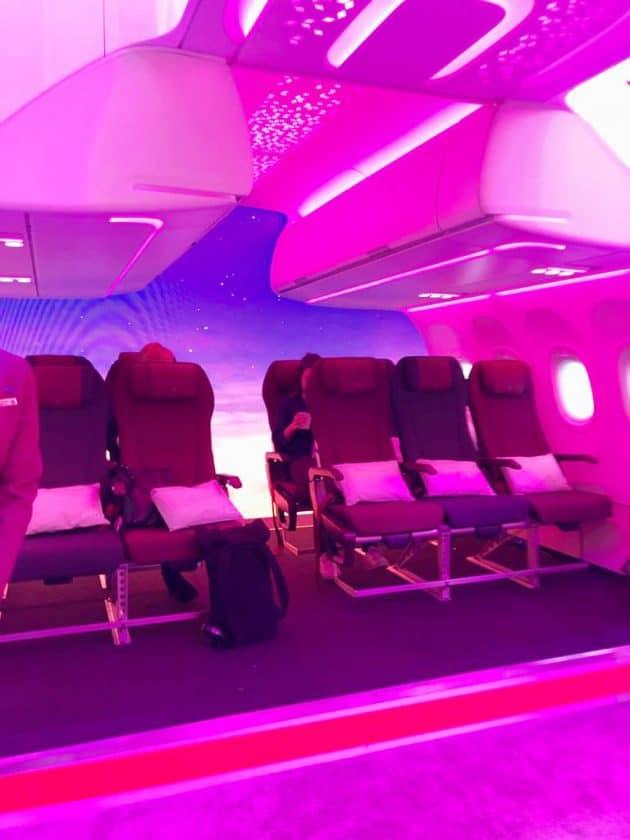 Qatar Neue Economy Sitze