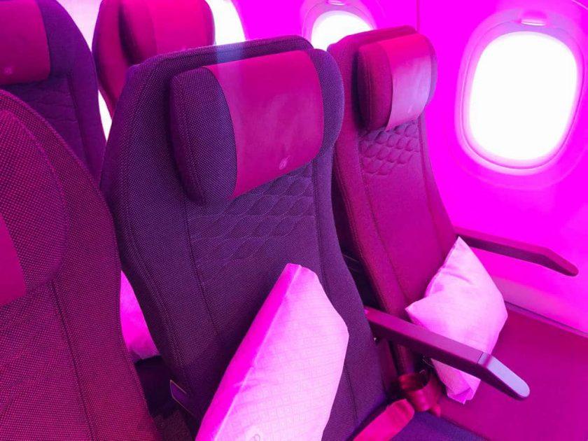 Qatar Neue Economy Sitzkomfort