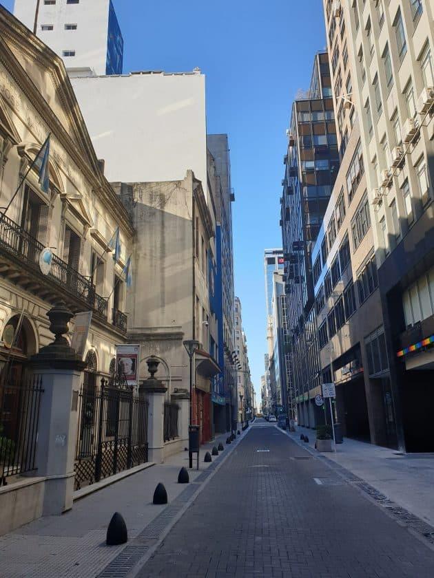 Quarantaene in Buenos Aires 1