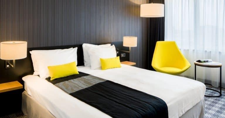 Radisson Blu Hotel Amsterdam Airport Standardzimmer