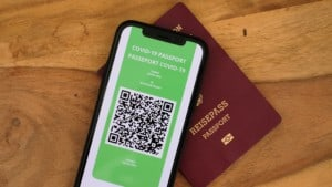 Reisepass Impfausweis digital