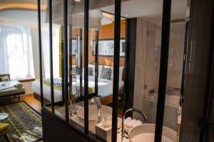 Renaissance Paris Republique Hotel Zimmer