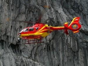 Rettungshubschrauber Notarzt