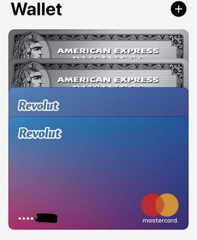 Revolut Apple Pay Wallet