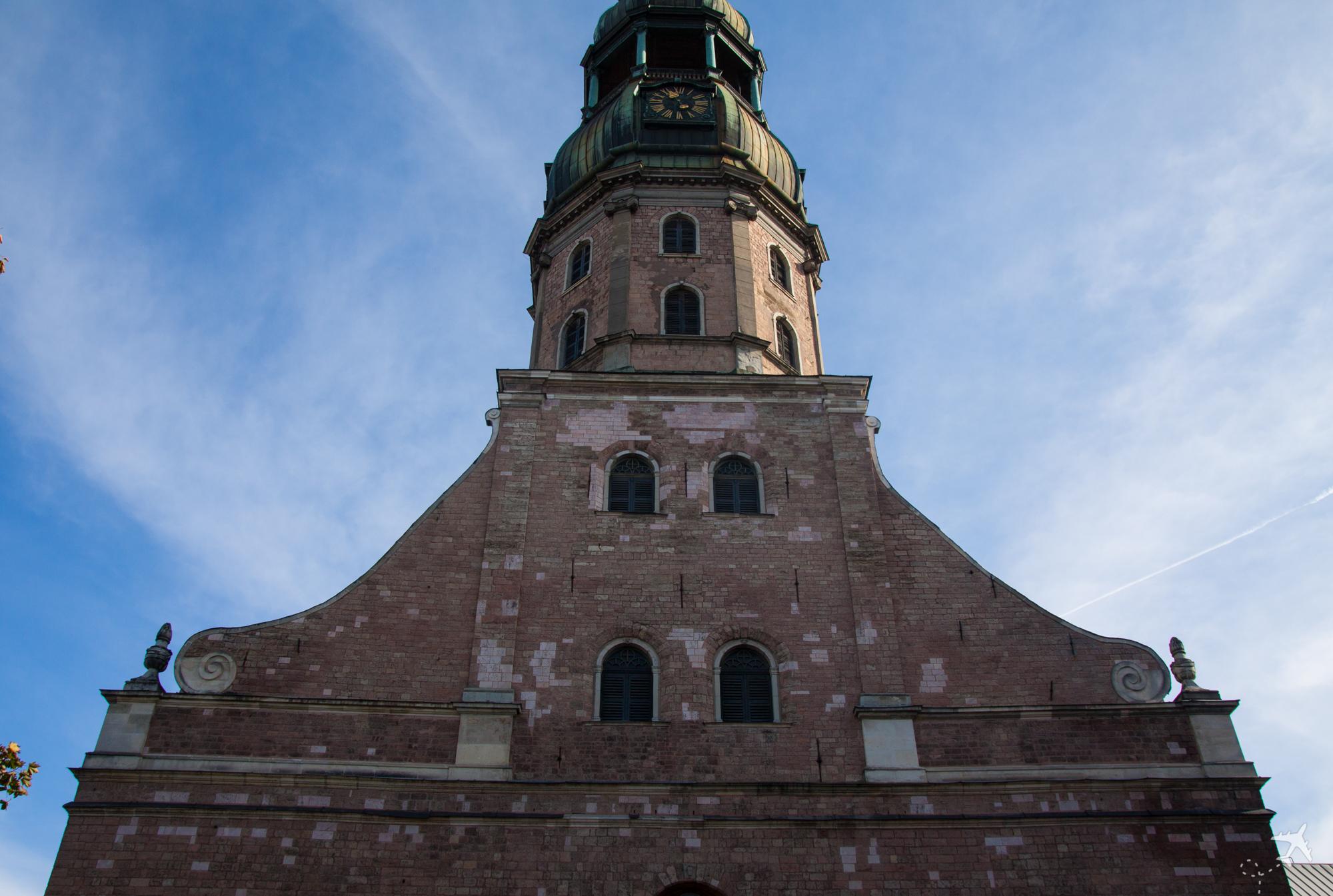Petrikirche, Riga, Lettland
