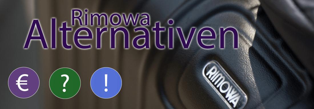 Rimowa-Alternativen