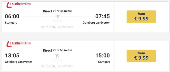 Ryanair STR GOT