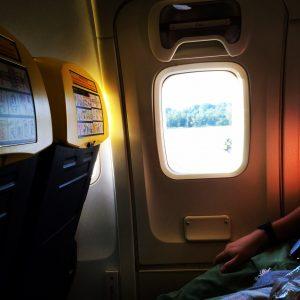 Ryanair Sitzplatz Notausgang