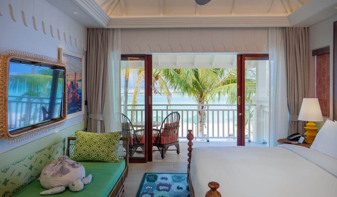 SAii Resort Maldives Curio Collection by Hilton Sky Room