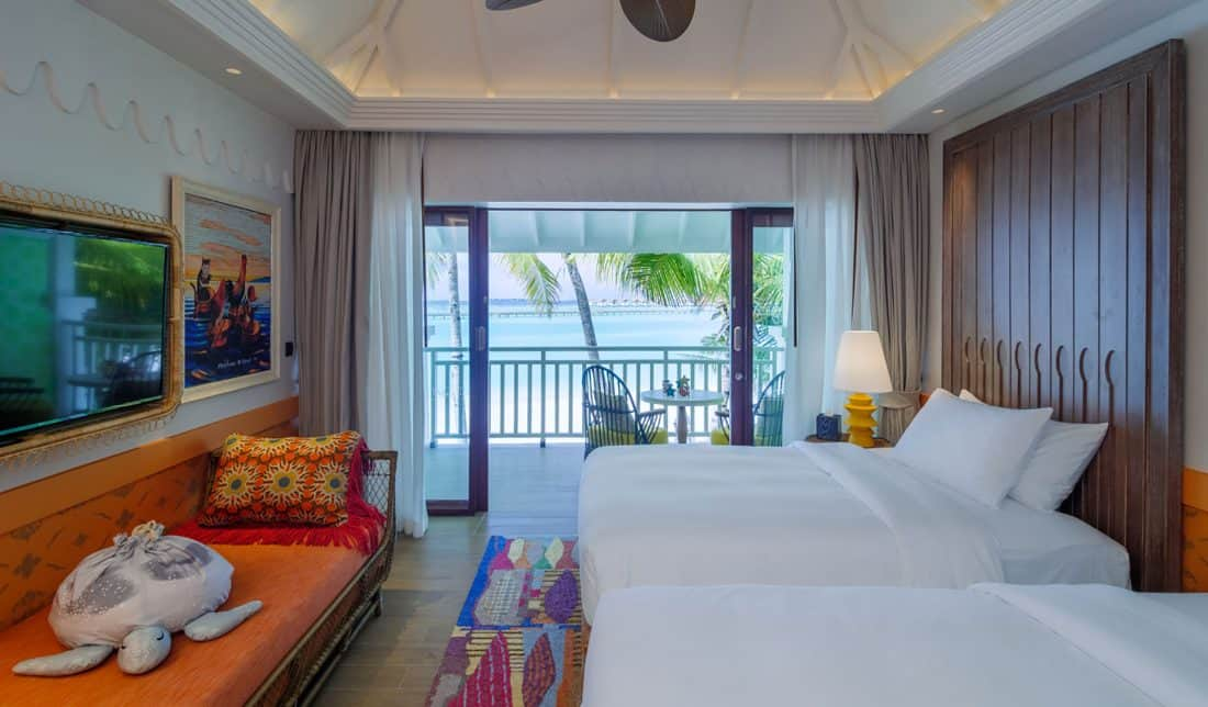 SAii Resort Maldives Curio Collection by Hilton Sky Room 2