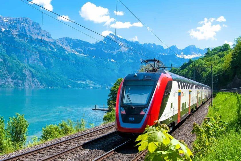 SBB Bahn Schweiz