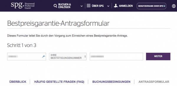 SPG Bestpreisgarantie-Antragsformular