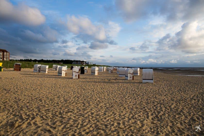Sahlenburger Strand Cuxhaven
